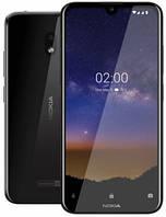 Смартфон Nokia 2.2 DS Black