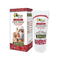 Антивозрастная маска для лица SELESTAsenses из глины 100 мл (2200090)