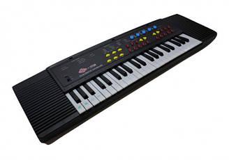 Электронный синтезатор с микрофоном SK 3738 детское пианино