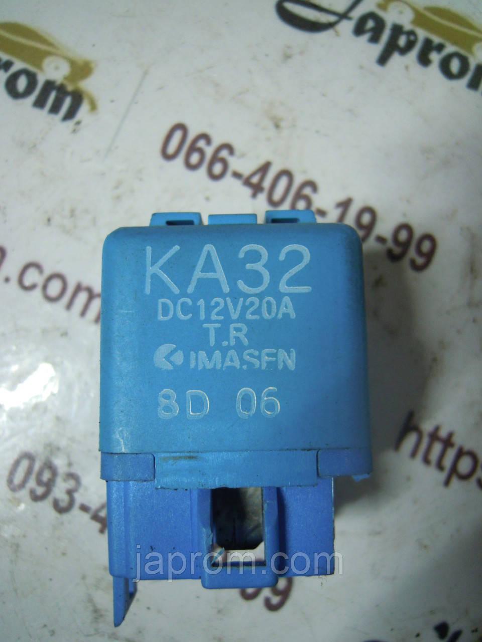 Реле управления мотора отопителя Mazda 323 626 RX-7 1992-2002г.в. IMASEN DC12V20A