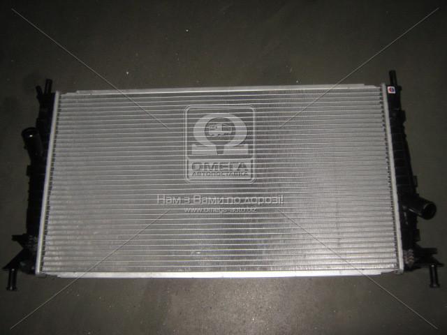 Радиатор охлаждения двигателя FOCUS/MAZDA3/S40 16/8 03- (Ava). FDA2369 AVA COOLING
