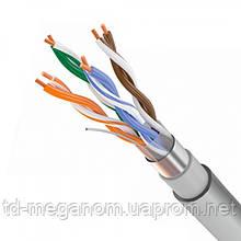 LAN кабель FTP 5е-ТДМ мідь, 4х2х0,5