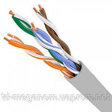 LAN кабель UTP 5e-ТДМ мідь, 4х2х0,5