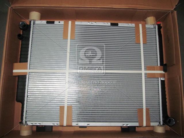 Радиатор охлаждения двигателя W210(E) 30/42/43/50 95-98 (Ava). MSA2208 AVA COOLING