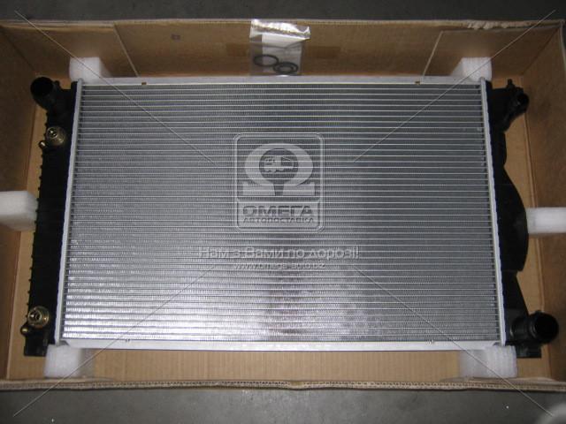 Радіатор охолодження A6 24/30/32 AT +-AC 04-(пр-во Van Wezel). 03002231