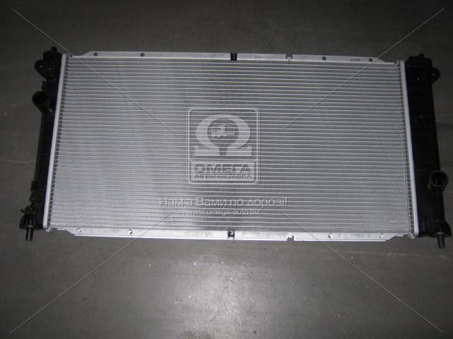 Радиатор охлаждения двигателя New Actyon (пр-во SsangYong). 2131034123