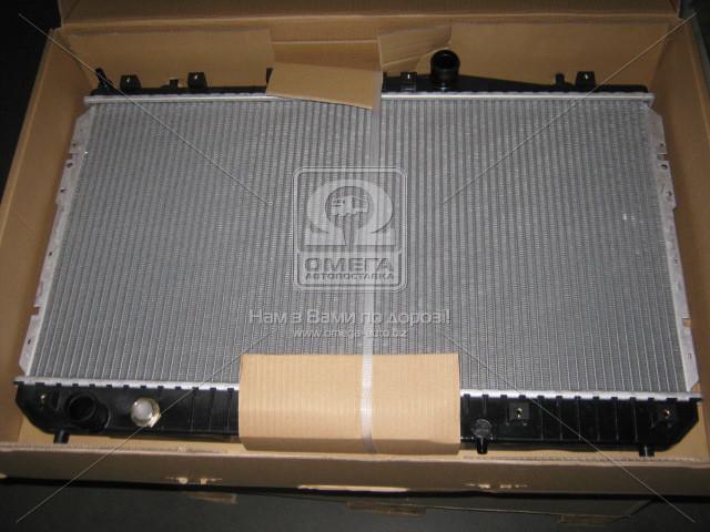 Радиатор охлаждения CHEVROLET Tacuma (пр-во AVA). DWA2053 AVA COOLING