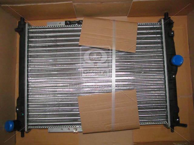 Радіатор охолодження DAEWOO LANOS 97- (без кондиціонера) (пр-во Van Wezel). 81002039