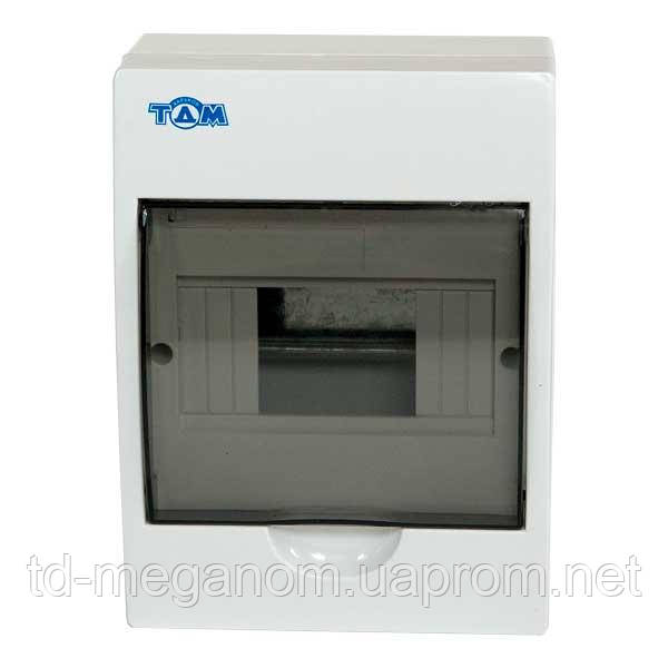 Коробка под автоматы TSW-6, накладная