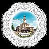Тарілка дерев`яна. м. Івано-Франківськ. Міська ратуша