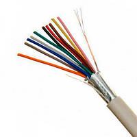 Сигнализационный кабель связи в экране 10х0,22 ССА