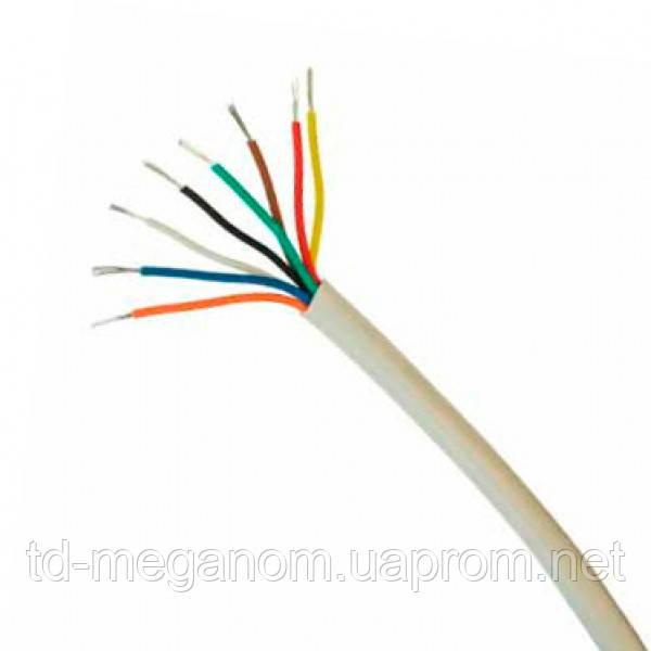 Сигнализационный кабель связи без экрана 8х0,22 ССА