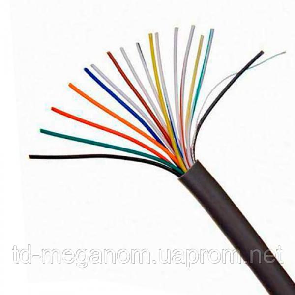 Сигнализационный кабель связи без экрана 14х0,22 ССА
