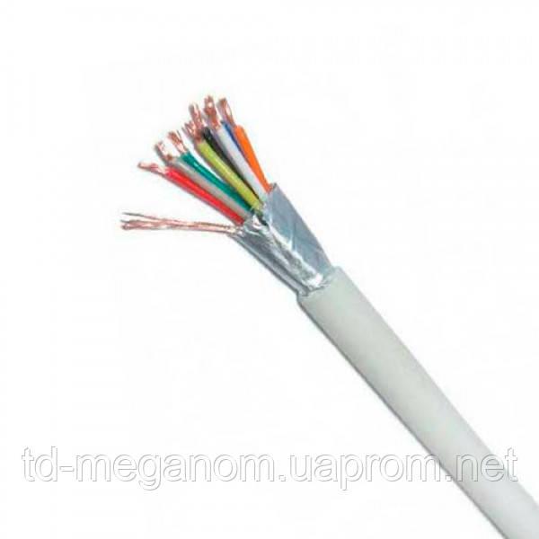 Сигнализационный кабель связи в экране 8х0,22 медь
