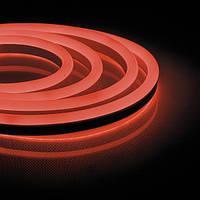 Светодиодная неоновая лента Feron LS720 120SMD/м 220V IP65 красный
