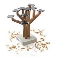 Зарядное устройство Солнечное дерево 4000 mAh на солнечных батареях