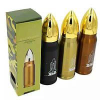 Термокружка пуля термос Пуля 500 мл 3 цвета