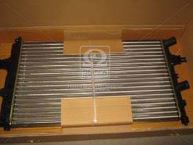 Радиатор охлаждения двигателя ASTRAG 1.2/16V MT +AC 98- (Ava). OLA2255 AVA COOLING