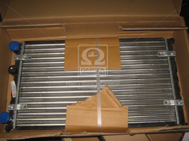 Радиатор охлаждения двигателя AROSA/INCA/IBIZA2/VW POLO (Van Wezel). 49002023