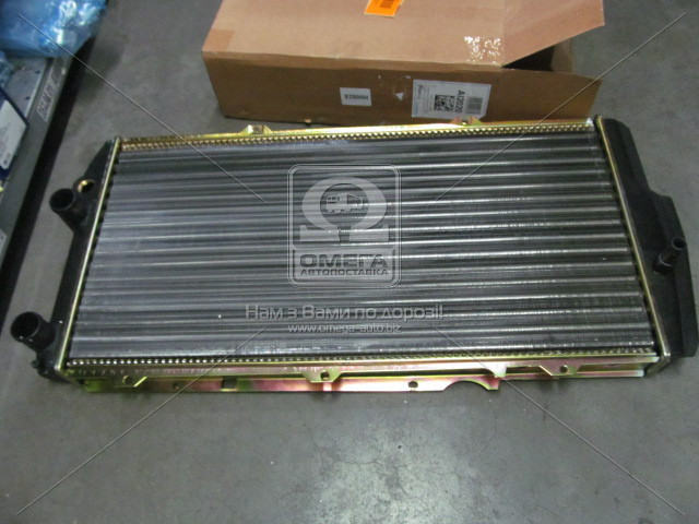 Радиатор охлаждения двигателя AUDI 100/200 MT/AT 84-89 (Ava). AI2020 AVA COOLING