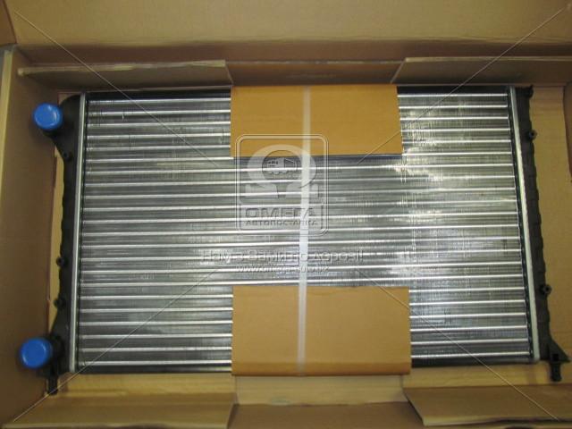 Радиатор охлаждения двигателя DOBLO 19D/TD MT -AC 00- (Ava). FTA2261 AVA COOLING