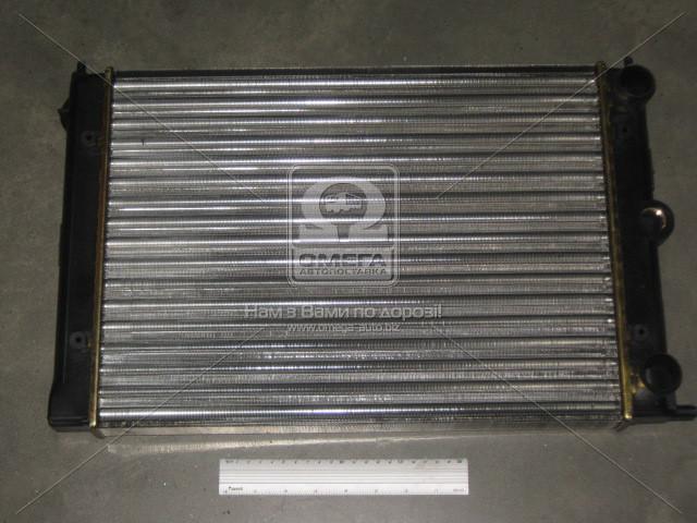 Радиатор охлаждения VW JETTA/PASSAT B2/POLO II (пр-во Nissens). 651631