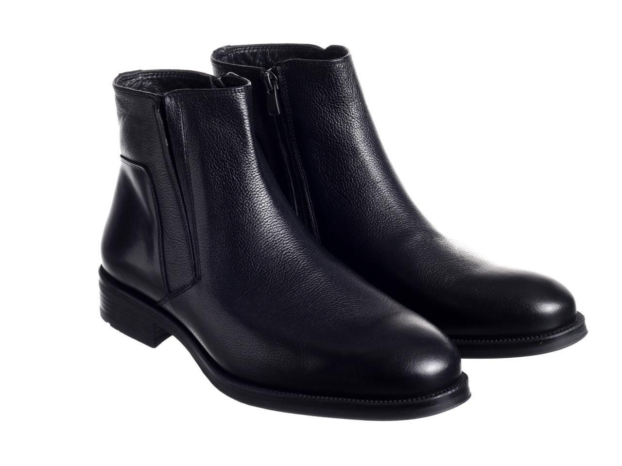 Ботинки Etor 14622-10083 45 черные
