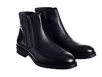 Ботинки Etor 14622-10083 45 черные, фото 1
