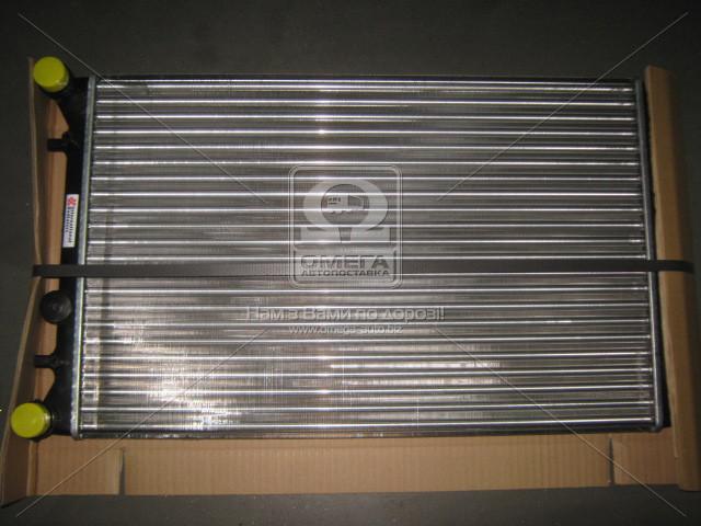 Радиатор охлаждения двигателя POLO4/FABIA/IBIZA M/J (Van Wezel). 76002010