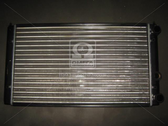 Радиатор охлаждения двигателя GOLF3/VENTO 16i MT 92-94 (Van Wezel). 58002029