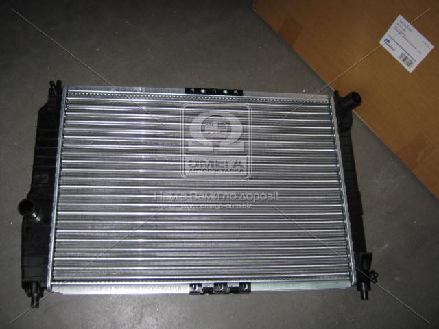 Радиатор охлаждения CHEVROLET AVEO (MT, +A/C) (TEMPEST). TP1561645