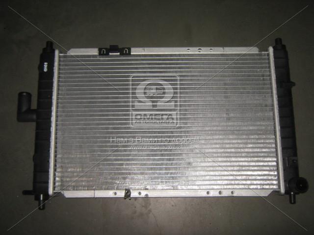 Радиатор охлаждения двигателя MATIZ 2 0.8 MT +-AC 01- (Van Wezel). 81002046