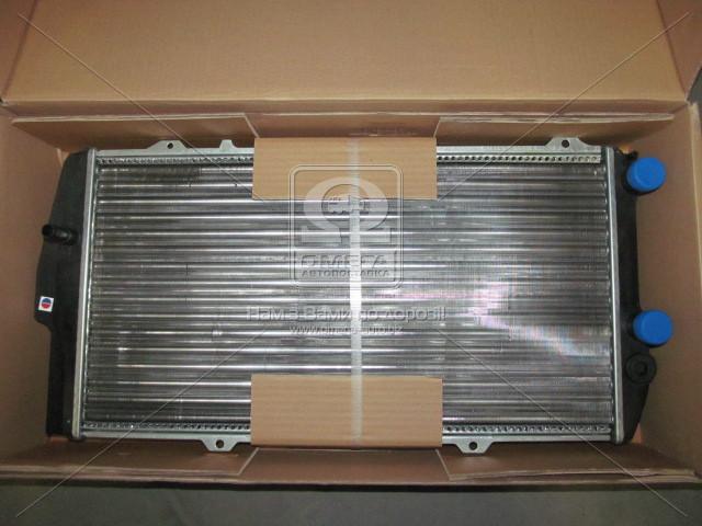 Радиатор охлаждения двигателя AUDI 100/200 MT/AT 76-90 (Ava). AI2019 AVA COOLING