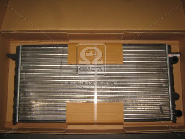 Радиатор охлаждения двигателя PASSAT4 16/18/20/19D 93- (Van Wezel). 58002121