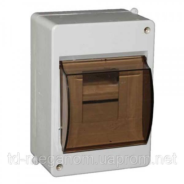 Коробка под автоматы ОВ-4 с крышкой