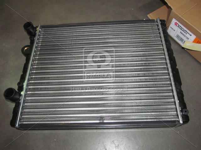 Радиатор охлаждения двигателя POLO3/LUPO/AROSA MT -AC (Van Wezel). 58002129