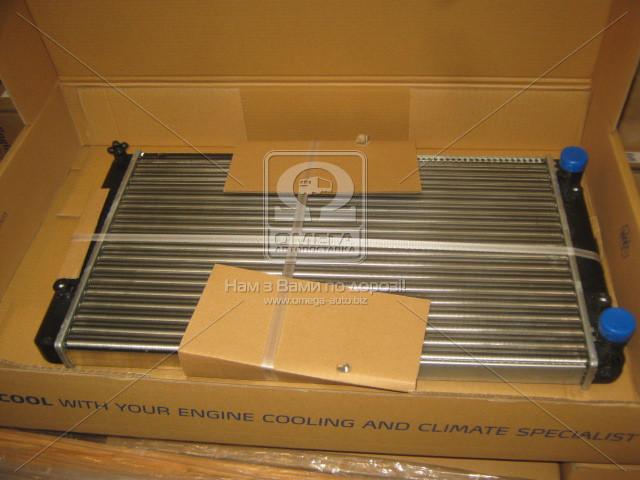 Радиатор вод. охлажд. ВАЗ 2110,-11,-12 (инж.)(пр-во Nissens). 623552