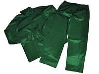 Костюм робочий (куртка та брюки) зелений р. 46-48 ТМКОМБАТ