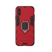 Противоударный чехол Armor Ring для Iphone XS MAX Red