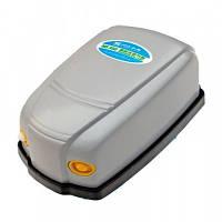 Одноканальный компрессор для аквариума Minjiang NS-350 (до 75 л)
