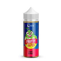 Жидкость для электронных сигарет Frutty Vapes Cool Lime 0 мг 120 мл  (Прохладный лайм)