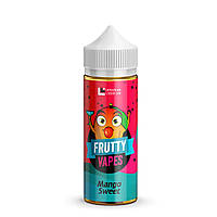 Жидкость для электронных сигарет Frutty Vapes Mango Sweet 1.5 мг 120 мл  (Сладкий манго)