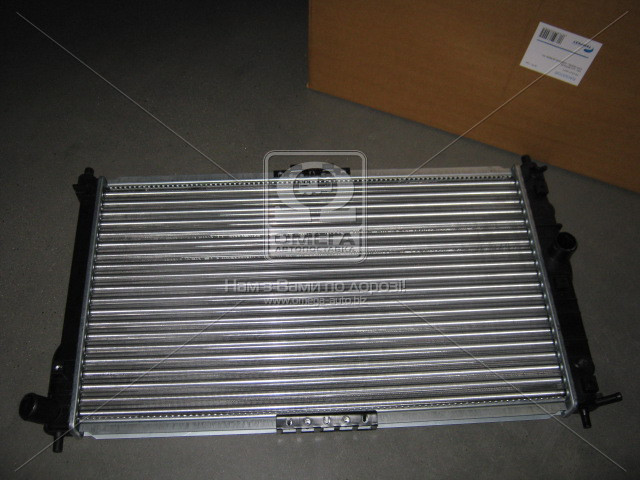 Радиатор охлаждения DAEWOO NUBIRA 97- (OE-96273594) (TEMPEST). TP15616671