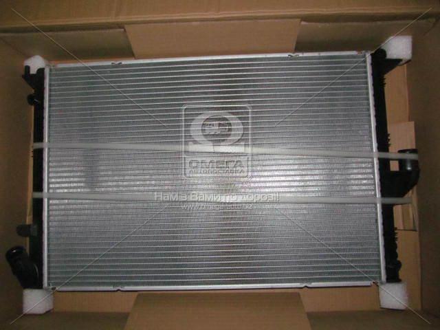 Радиатор охлаждения двигателя DACIA Duster 10- (пр-во NRF). 53118