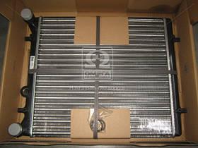 Радиатор охлаждения SEAT, SKODA, VW (пр-во Nissens). 641011