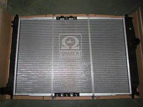 Радиатор охлаждения двигателя CHEVROLET (GM) Aveo 06- (пр-во NRF). 53902