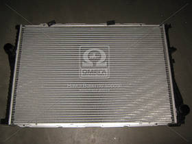 Радиатор охлаждения двигателя BMW5(E39)/7(E38)MT 98- (Ava). BWA2233 AVA COOLING