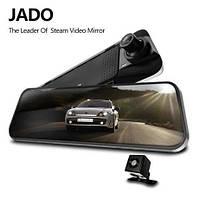 Потоковое Зеркало-Видеорегистратор Jado D230/D230 Pro с камерой заднего вида