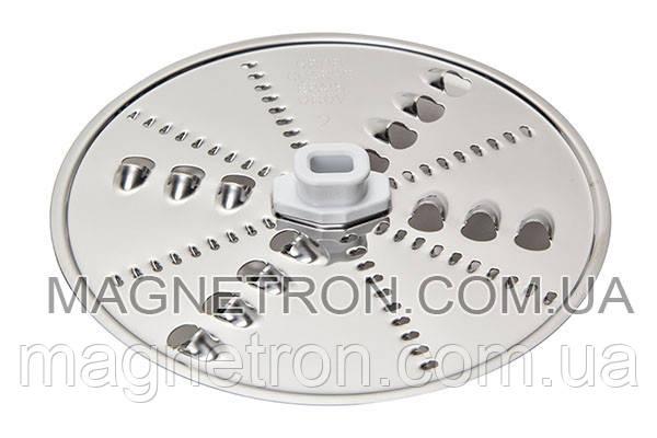 Диск - терка (крупная/мелкая) для кухонных комбайнов Bosch 650963, фото 2