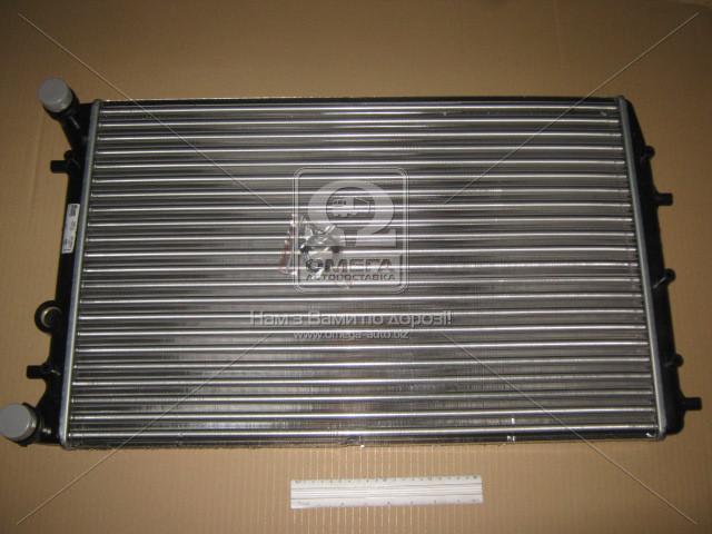 Радиатор охлаждения SEAT, SKODA, VW (пр-во Nissens). 652711
